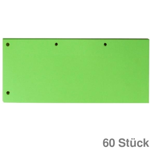 190g Herlitz Trennstreifenblock mit 40 farbigen Trennstreifen